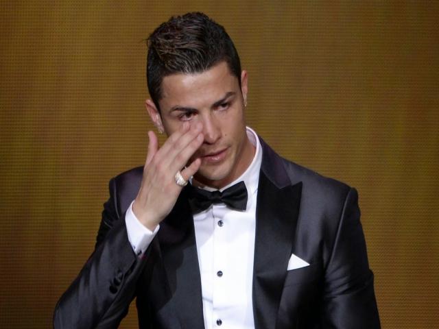 Ronaldo'dan duygulandıran bağış