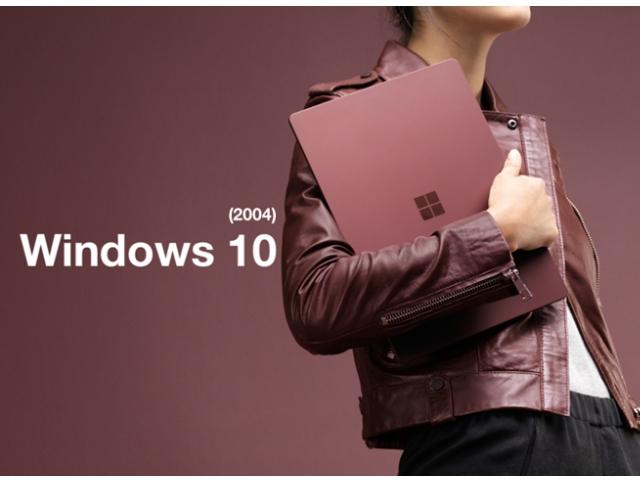 Windows 10 2004 indirmeye açıldı
