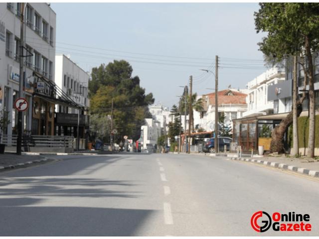 KKTC'de kısmi sokağa çıkma yasağı
