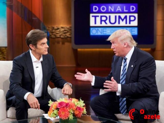 Trump: Sokağa Çıkın | Dr. Öz: Tıbbi açıdan güvenli olduğunu nasıl düşünüyorsunuz?