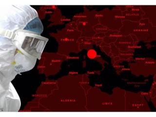 Avrupa'da Virüs Paniği