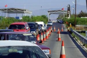 Kıbrıs'ta sınır kapısı gerginliği alevleniyor