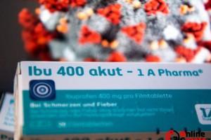 COVID-19 hastaları Ibuprofen kullanmamalı mı?