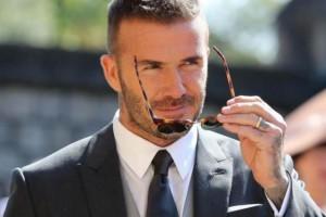 David Beckham alay konusu oldu!