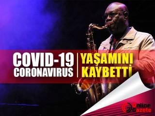 Efsane saksofon sanatçısı Emmanuel N'Djoke Dibango, corona virüs nedeniyle hayatını kaybetti