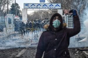 Yunanistan'ın tutumu tepki çekti
