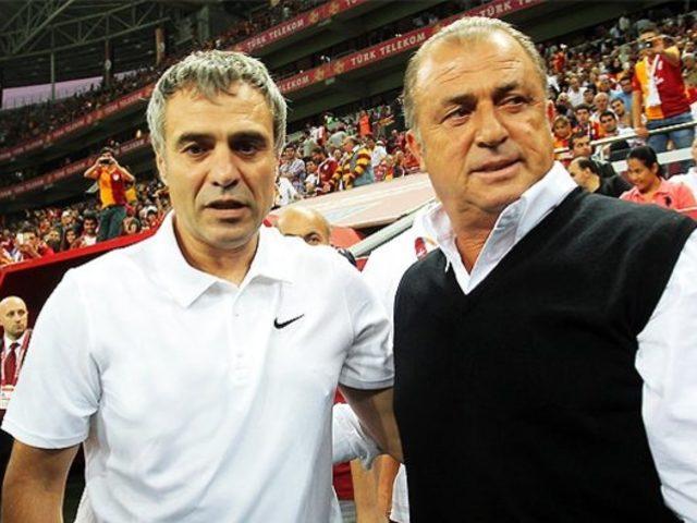 Fenerbahçe - Galatasaray derbisinde Fatih Terim Ersun Yanal'a karşı üstün