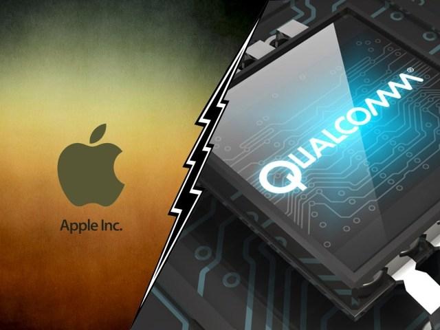Qualcomm Apple'a açtığı patent davasını kazandı
